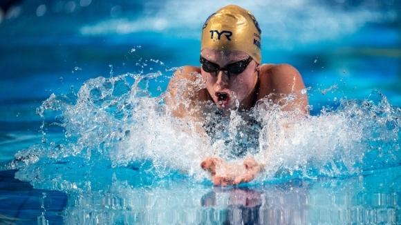 Лили Кинг със супер резултат на 200 метра бруст