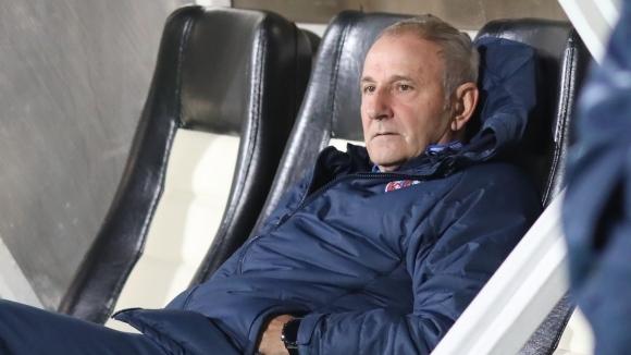 Спасов: Локомотив излезе с най-доброто, точката не е...