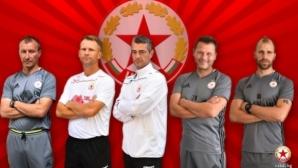 Триумвират сменя Стамен Белчев начело на ЦСКА-София