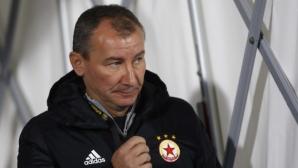 Белчев: Няма какво да коментирам, класирах ЦСКА в Европа