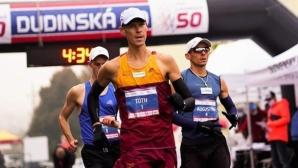 37-годишният Матей Тот с победа и олимпийски норматив