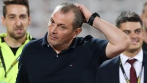 Загорчич се отдалечава от ЦСКА-София