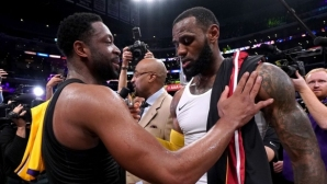 Уейд: Никога няма да видим играчи като ЛеБрон и Джордан, няма значение кой е най-великият