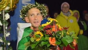 Италианец бяга почти три маратона всеки ден, за да победи в най-дългото състезание в света