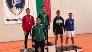 Кметът на Исперих награди шампион по борба