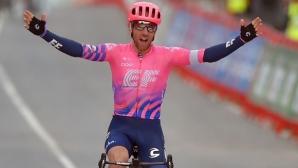 Майкъл Уудс спечели седмия етап от Обиколката на Испания