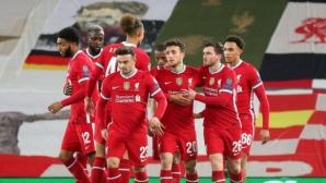 Ливърпул 1:0 Митдиланд, Жота откри с исторически гол