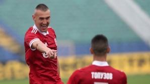 Камбуров с нов рекорд в българския елит