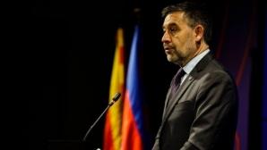 ФИФА: Не знаем за никакво споразумение с Барселона
