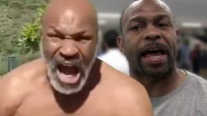 Майк Тайсън ще се опита да нокаутира Рой Джоунс максимално бързо
