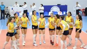 Страхотна Емилия Димитрова с 28 точки, ПТТ с втора поредна загуба в Турция