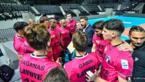 Френски тим с рекорден брой позитивни за COVID-19