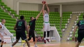 Баскетболните национали надвиха Балкан в контрола