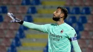 Донарума не може да се договори с Милан за нов контракт