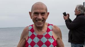 Ирландец подобри световния рекорд в маратона за ветерани 60+