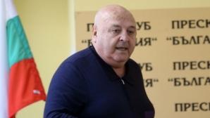 Венци Стефанов: Най-вероятно ще бъде отложен и конгресът на БФС