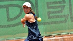 Катерина Димитрова се класира за финала на двойки в Пазарджик