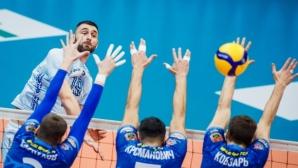 Волейболните първенства в Русия няма да бъдат спирани заради коронавирус
