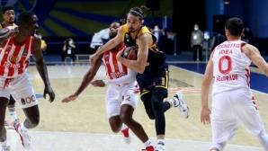 Химки дочака първа победа в Евролигата след блестящ дебют на МакКълъм