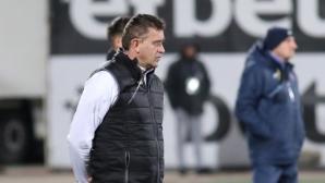 Акрапович: Не може да става и дума за подценяване, вкарахме си сами 2 гола