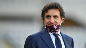 Президентът на Торино е с коронавирус