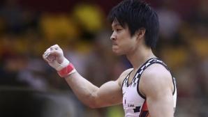Трикратният олимпийски шампион Учимура не е заразен с коронавирус