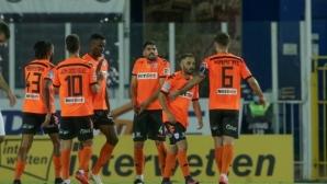 Бивш защитник на Левски се разписа при победа на Янина в гръцкия футболен елит