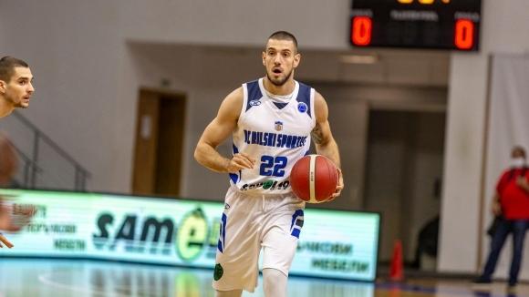 Черноморец не успя да спре мощта на Рилски спортист