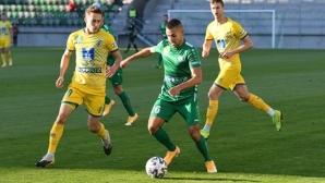 Академия Пушкаш отнесе 6 гола без Хаджиев (видео)