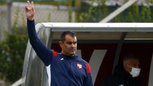 Великов: Пирин е силен отбор, но искаме да останем лидери