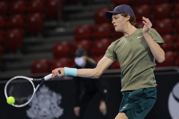 Синер се класира за четвъртфиналите на турнира в София