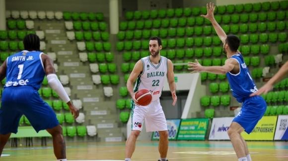 Дарко Балабан: Загубихме от добър отбор