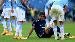 Контузията на Кристиано не е сериозна, ще играе за Португалия