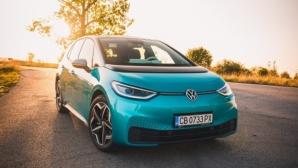Първа среща с Volkswagen ID.3 1st Edition