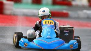 Никола Цолов с рекордно класиране за България на световното първенство по картинг