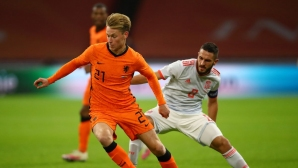 Испания игра силно, но стигна само до реми в Амстердам (видео)