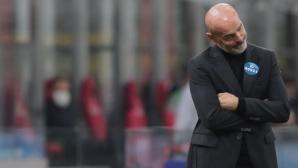 Шок за Милан: Пиоли даде положителен тест за COVID-19