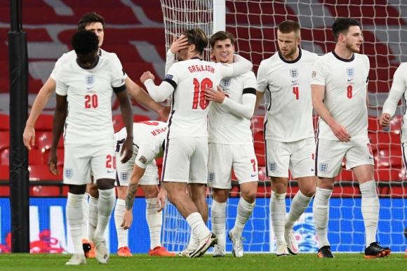 Младите надежди на Англия се развихриха срещу Исландия (видео)
