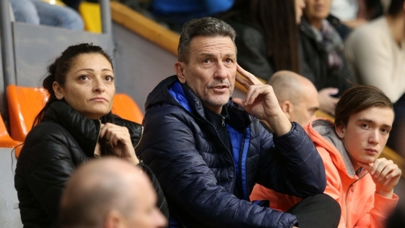 Георги Младенов: Имаме сериозни проблеми със състава, но съм оптимист