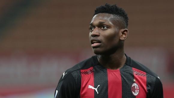 Нападател на Милан най-вероятно ще пропусне сблъсъка с Наполи