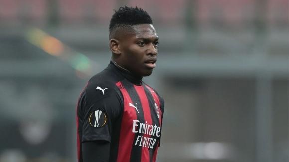 Милан остава без Леао около две седмици