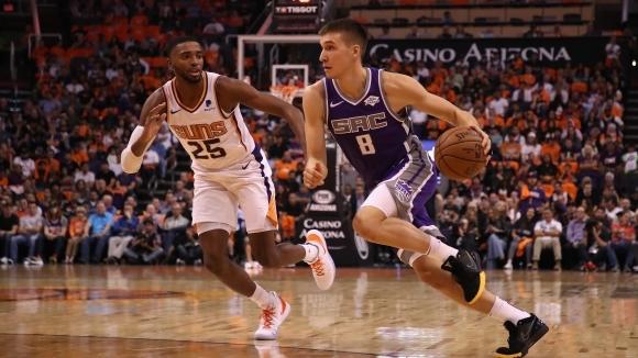 Мистерията около трансфера на Богданович се разследва от НБА