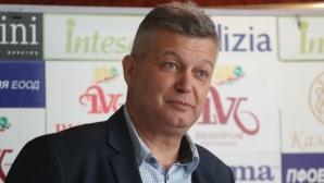 Петър Петров разкри докъде е стигнало въвеждането на ВАР в българския футбол (видео)