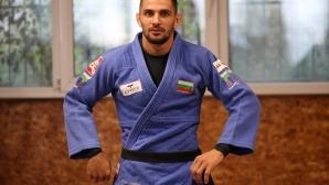 Ивайло Иванов е на финал на Европейското по джудо
