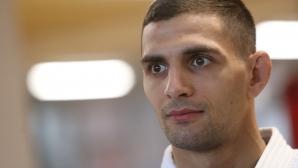 Ивайло Иванов спечели сребърен медал на Европейското по джудо