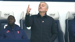 Моуриньо: Саутгейт, назови мениджърите, оказващи натиск върху играчите си