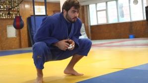 Борис Георгиев ще се бори на репешажи на ЕП по джудо