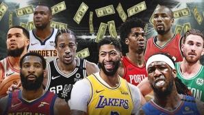 Лудата надпревара за свободните агенти в НБА продължава с пълна сила (обновена)