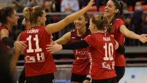 Ралица Василева с 19 точки, Фатум с 6-та победа в Унгария