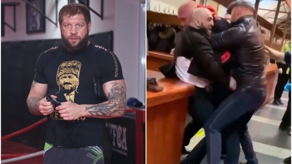 Емеляненко: Сергей трябваше да очаква боя, а не да си пипа яйцата